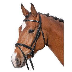 Уздечка Dimond  купить в интернет магазине конной амуниции