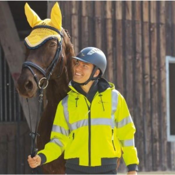 """Куртка со светоотражающими полосами """"Sport"""", L-Safety Sport купить в интернет магазине конной амуниции"""