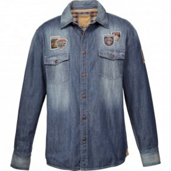 """Рубашка мужская""""Fernando"""", Colorado купить в интернет магазине конной амуниции"""