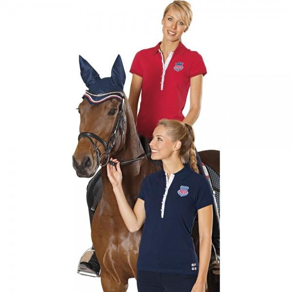 """Поло""""American Style"""", Black Forest купить в интернет магазине конной амуниции"""